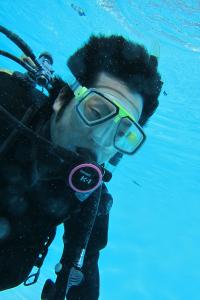 20141215伊豆 ダイビング 富戸体験ダイビング2