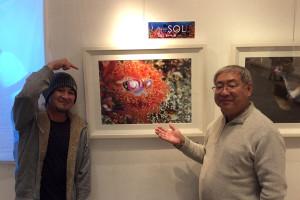 20140311伊豆 ダイビング 海洋公園写真展2