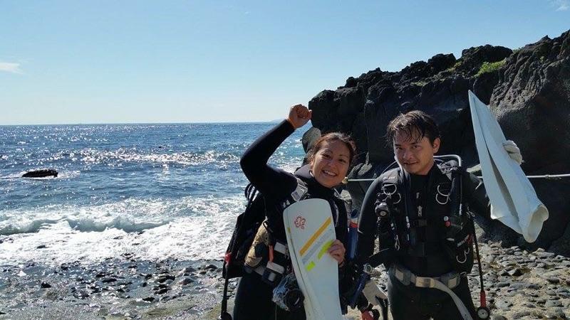 20150530伊豆 ダイビング 伊豆海洋公園