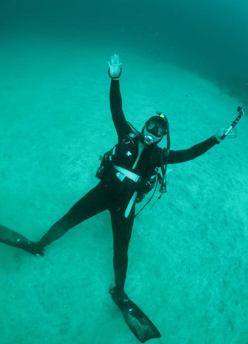 20150512伊豆 ダイビング 伊豆海洋公園2