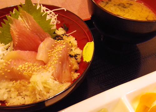 20150601伊豆 信海 海鮮丼
