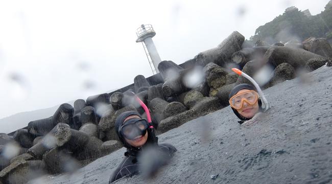 20160628伊豆 八幡野 シュノーケリング (4)