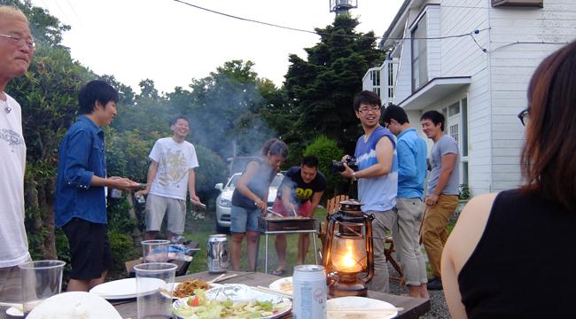 20160702伊豆 ダイビング BBQ (4)
