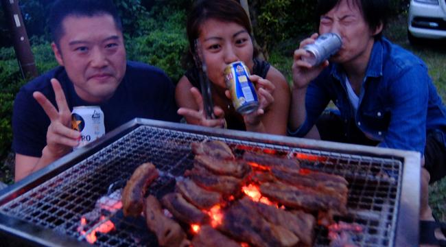 20160702伊豆 ダイビング BBQ (3)