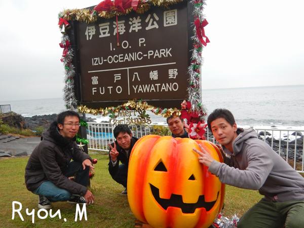 20161119伊豆 ダイビング 伊豆海洋公園