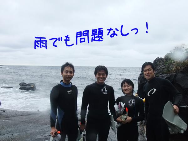 20171014伊豆 ダイビング 伊豆海洋公園
