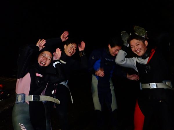 20171231伊豆 ダイビング 伊豆海洋公園3