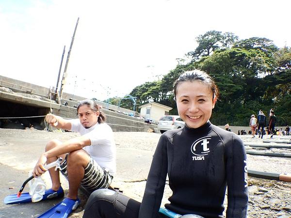 伊豆 ダイビング 富戸 体験ダイビング ダイビングスクール