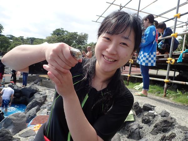 20180923伊豆 ダイビング 伊豆海洋公園 ダイビングスクール